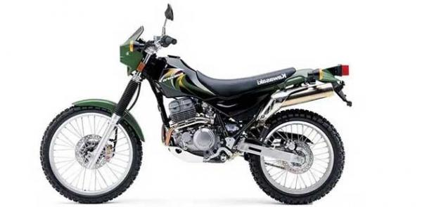 Kawasaki Sherpa