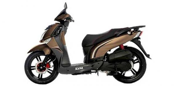 Sym HD2 200