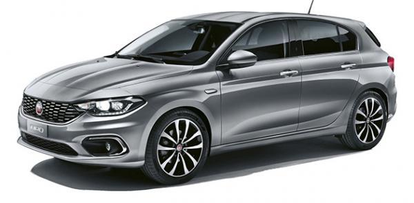 Fiat Tipo (2019)