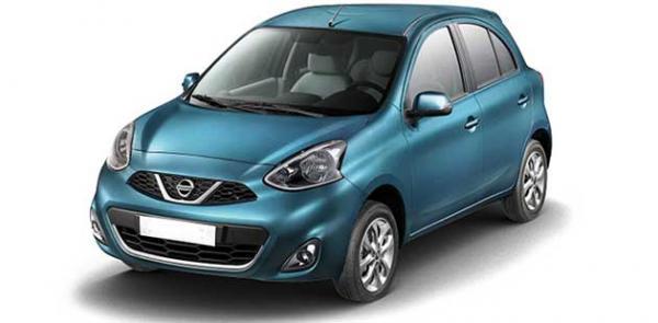 Nissan Micra Accenta