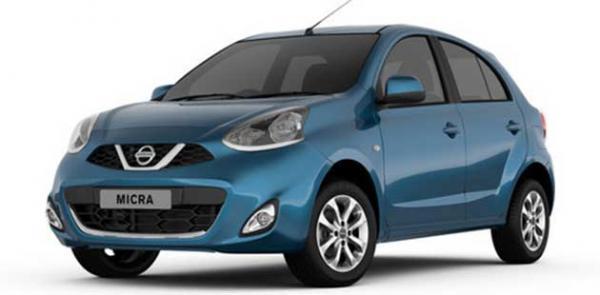 Nissan Accenta (Auto)