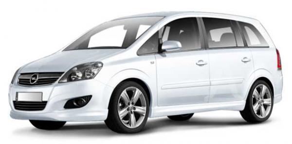 Opel Zafira – 7seats