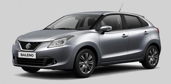 Suzuki Baleno (2019)